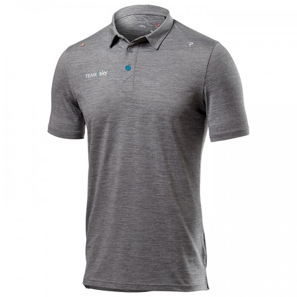 2019 Camisa Polo Tech Pro TEAM SKY G3900C7069