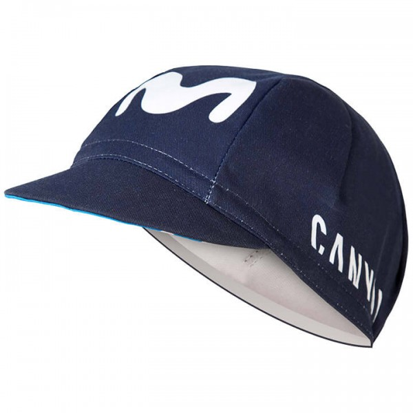 2019 Gorra de visera MOVISTAR TEAM W7278P5157