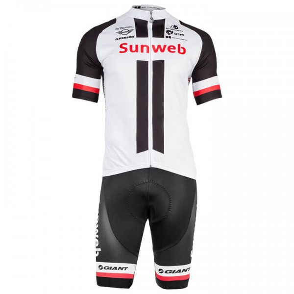2018 Set (2 piezas) TEAM SUNWEB Performance mO1t80