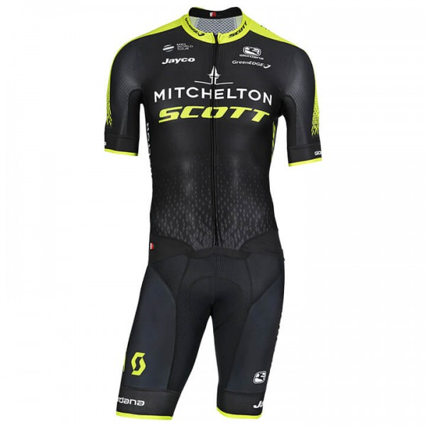 2018 Set (2 piezas) MITCHELTON - SCOTT FRC O4TRRM