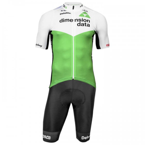 2018 Set (2 piezas) Team TEAM DIMENSION DATA Race 18E35J