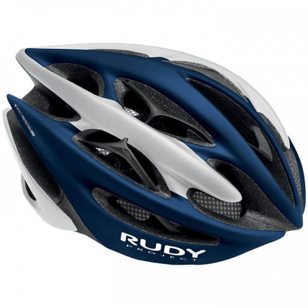 2019 Casco RUDY PROJECT Sterling + blanco - azul S9823A1445