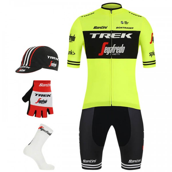 2019 Maxi-Set (5 piezas) TREK-SEGAFREDO Training Ee83s8