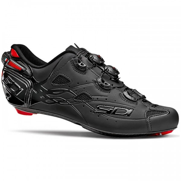 2019 Zapatillas carretera SIDI Shot Matt Edition negro Jri2xF