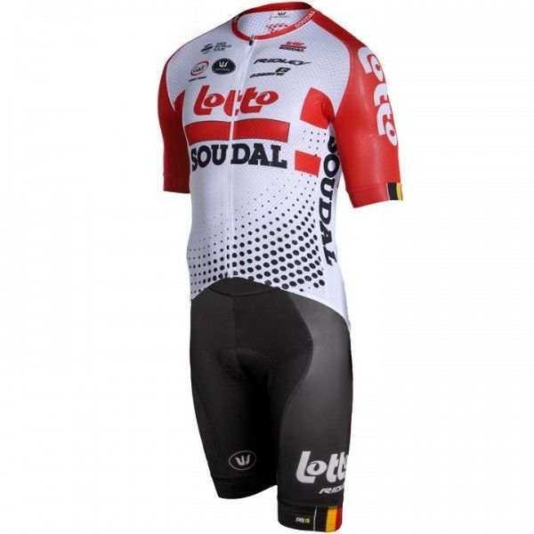 2019 Set (2 piezas) LOTTO SOUDAL PRR Summer 4sT6Q3