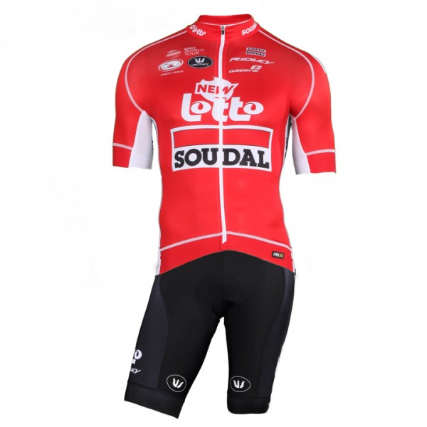 2018 Set (2 piezas) LOTTO SOUDAL Tour de France PRR (2 T.) hx1W87